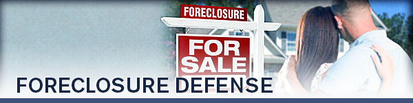 Orlando Mortgage Foreclosure Defense Attorney